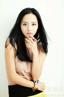 hot Model Zhang Jia Ni