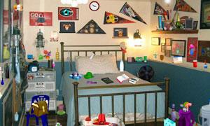 Boys Room Hidden Things