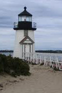 Photo of Brant Point Light on Nantucket