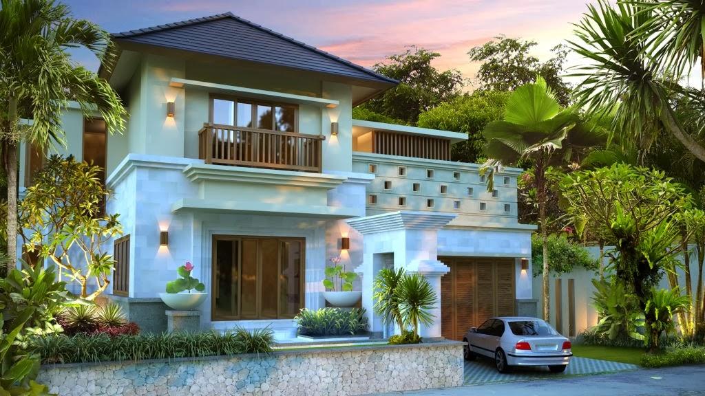 Rumah Minimalis Kontemporer Aneka Macam Model Desain Rumah