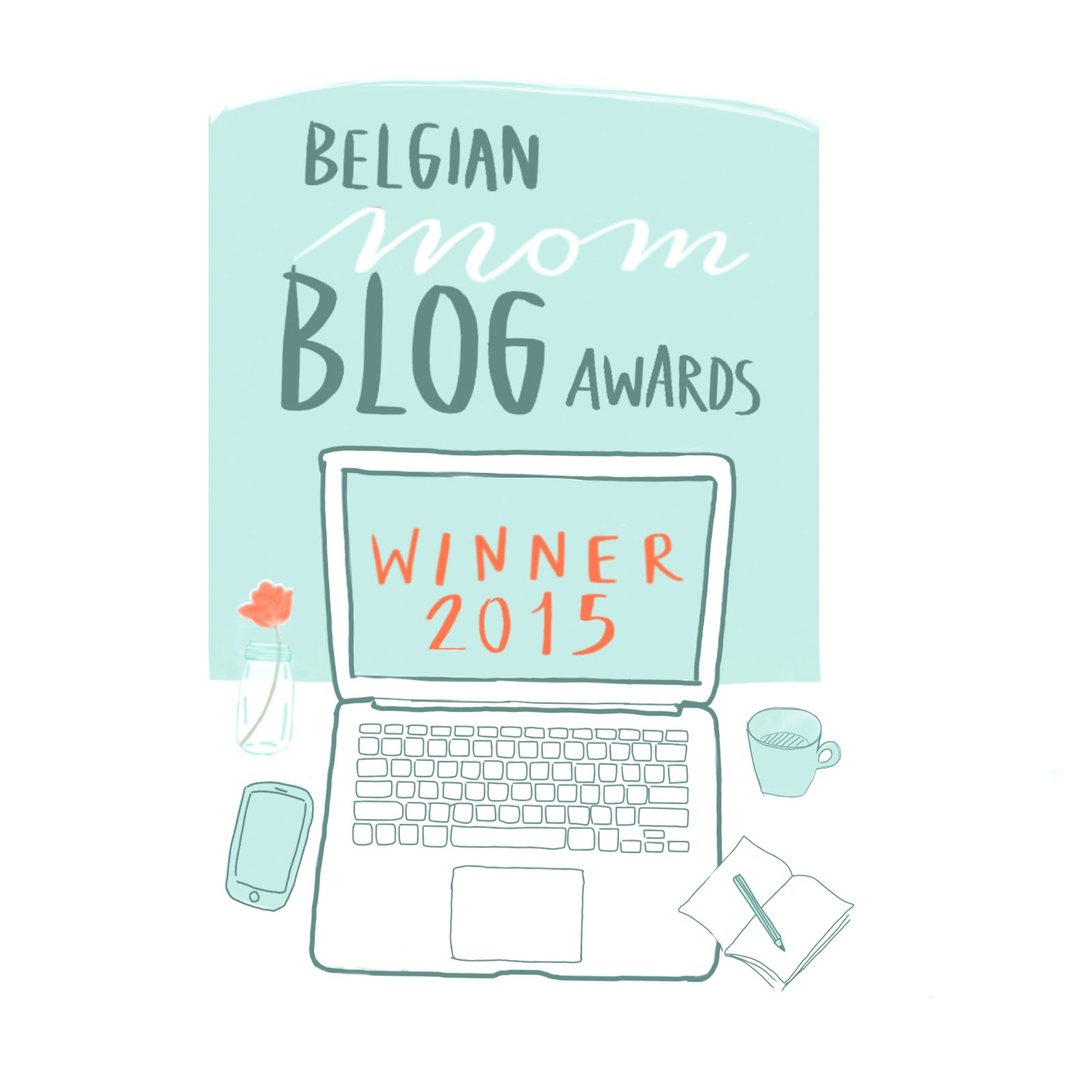 Belgian Mom Blog Award Winner