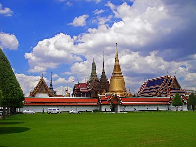 Bankok, palacio real
