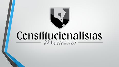 Website de Constitucionalistas Mexicanos