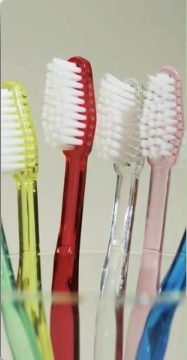 Gaithersburg Dentist Recomended Toothbrush