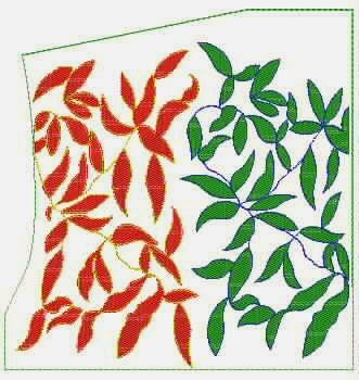 my embroidery design goe9 - left part