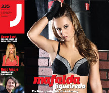 Gatas QB - Mafalda Figueiredo Revista J 335