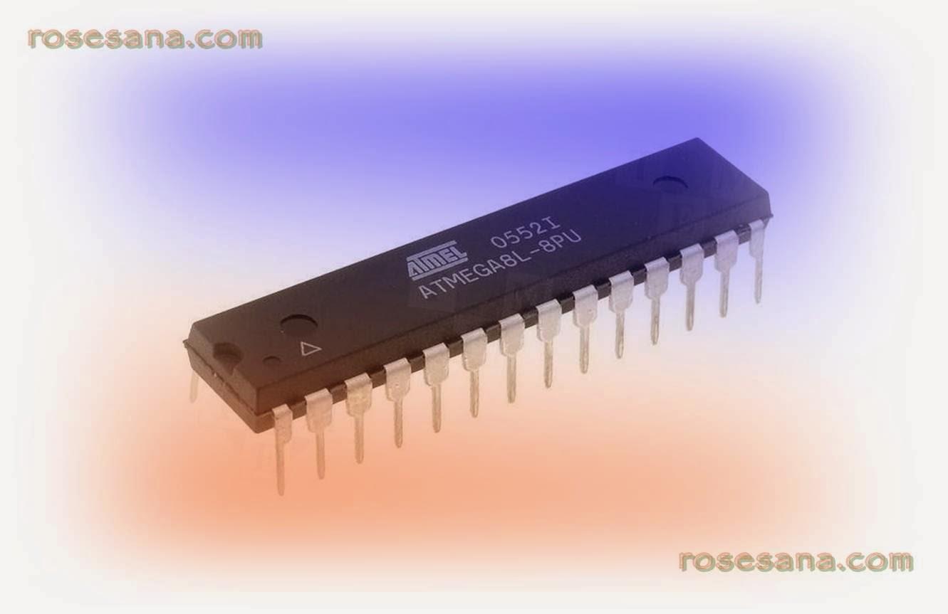 Atmel ATmega328P-PU DIP28 mit