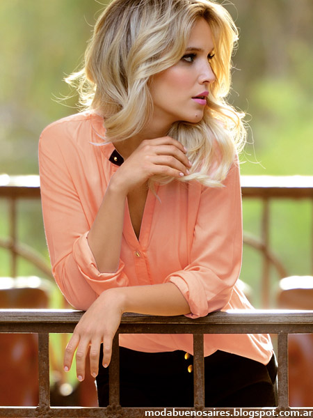 Moda verano 2015 Marcela Koury Select indumentaria femenina.