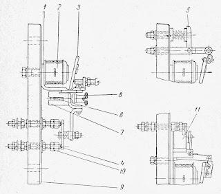 Эскиз реле типа ЭР-70