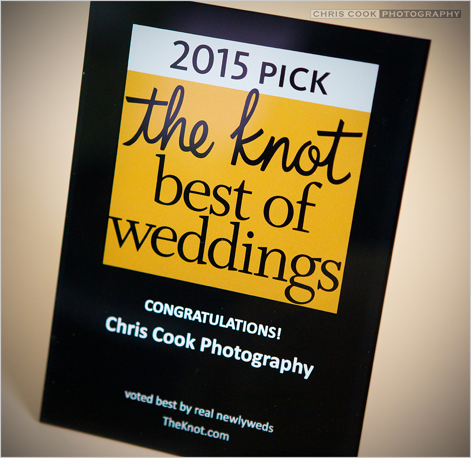 Cape Cod wedding blog photo from Chris Cook Photography about The Knot's 'Best of Weddings 2015'
