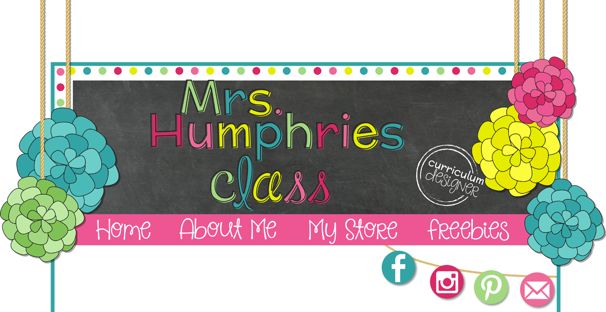 Mrs.Humphries Class