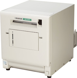 Impressora térmica ASK-300-drivers