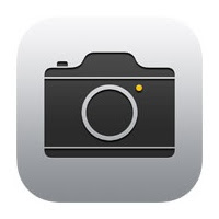 iPhone Camera App Logo