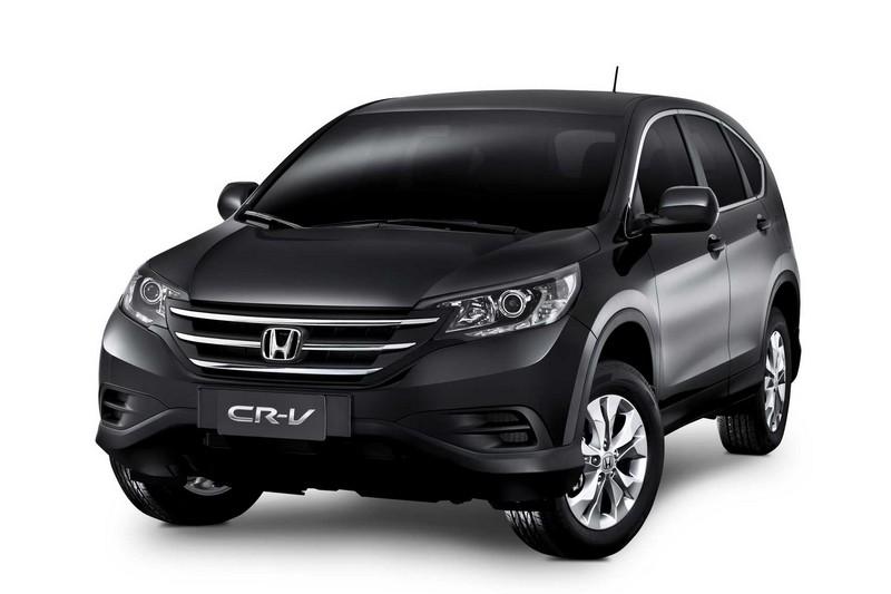 Nova Honda CR-V 2012/2013 preto