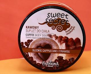 Kawowy suflet do ciała Farmona