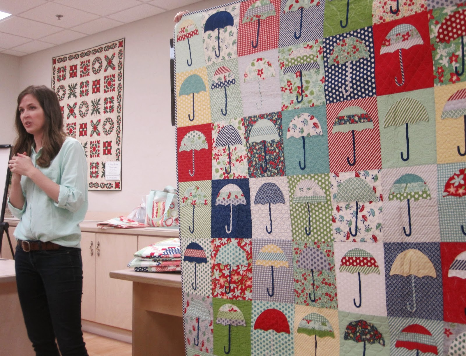 camille roskelley's raincheck quilt