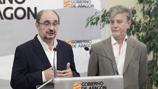 Aragón prepara un plan para acoger a refugiados