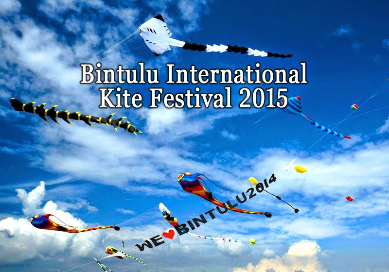 Bintulu International Kite Festival 2015
