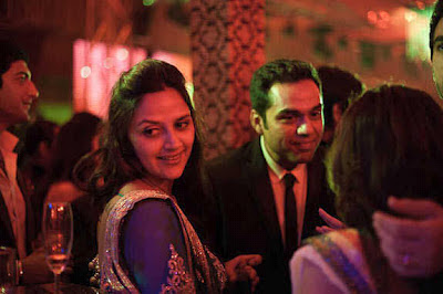 Abhay Deol with Esha Deol