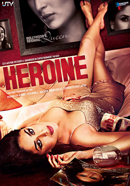 Poster of Kareena Kapoor Starer Heroine Is A Lift Of?