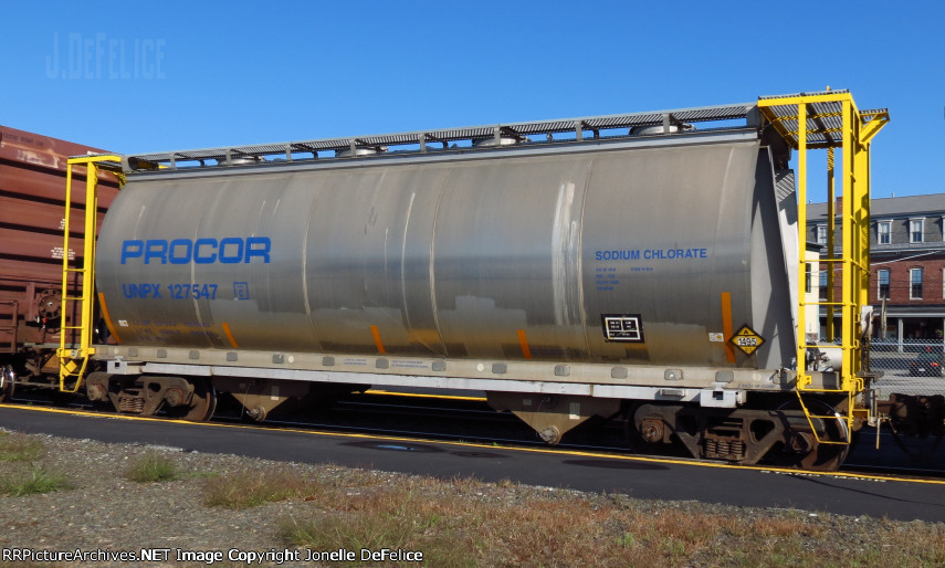 Image result for sodium chlorate railcar