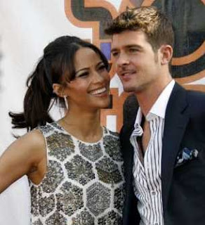 Robin Thicke's Wife