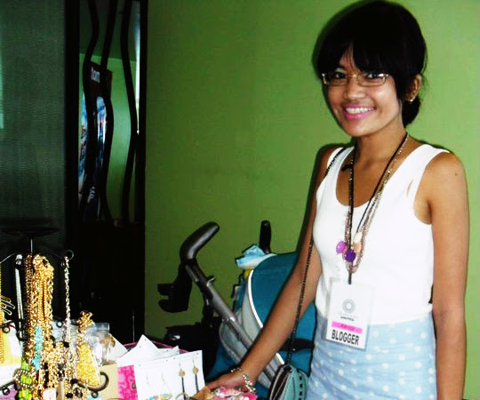 The Bloggers United Bazaar gets Krissyfied!