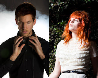 calvin florence Calvin Harris feat. Florence Welch   Sweet Nothing (Video)