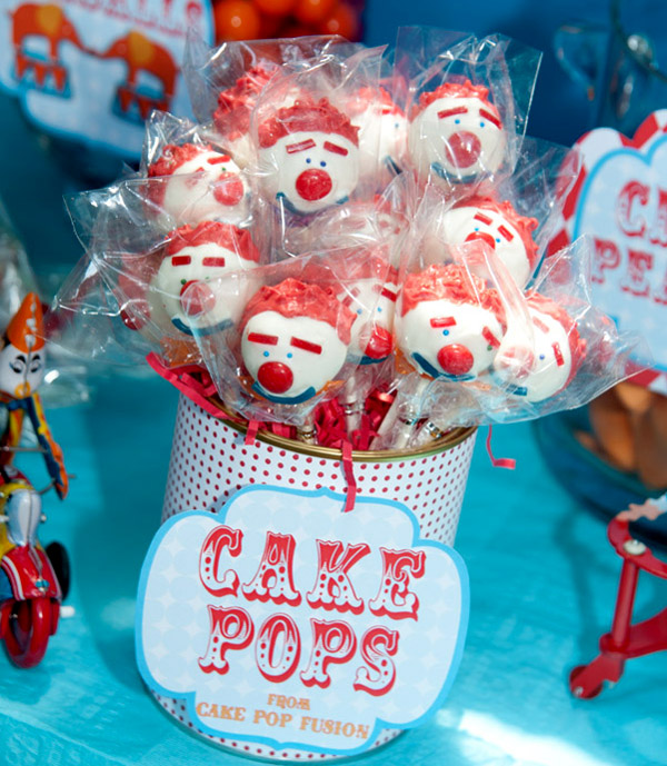 Circus Carnival Party Candy Bar Real Parties Ive Styled Amys