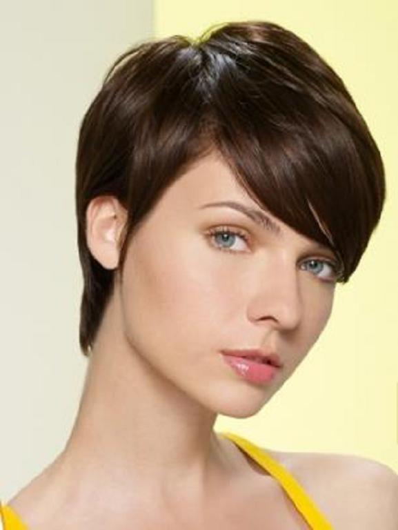 cortes de pelo corto para las mujeres lindas peinados cortes de pelo