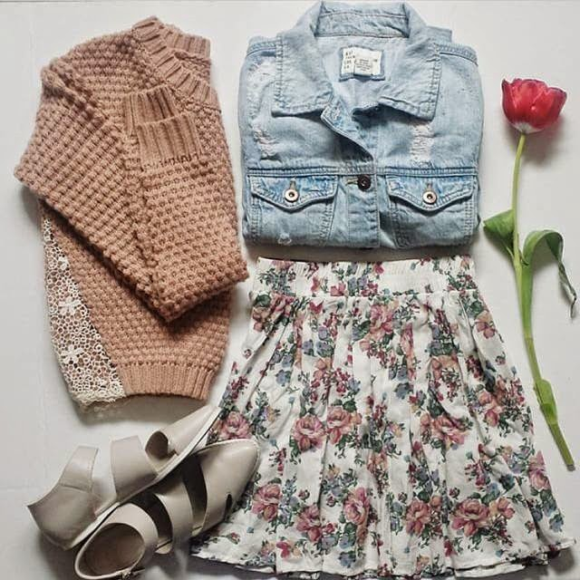 Spring outfits trends..