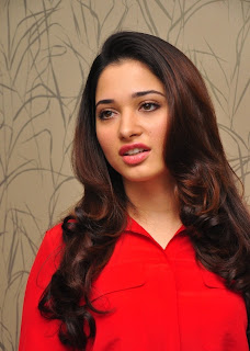 Tamanna Red Dress New Po Gallery 85.jpg