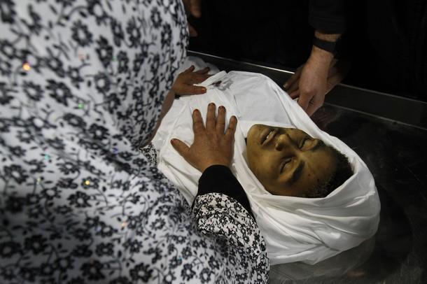 Imagens fortes-atenção- crimes de Israel - foto 4