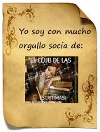 SOCIA DE EL CLUB DE LAS ESCRITORAS