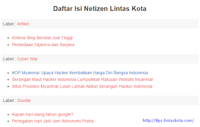 Tutorial Cara Membuat Sitemap Blogspot SEO Friendly