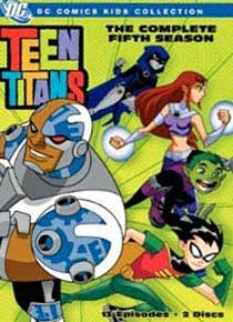 Los Jovenes Titanes Temporada 5