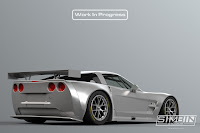GTR3 Imagenes Corvette C6R 13