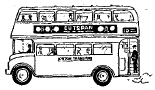 On the Tram - Диалог в трамвае. About Traffic in England - Текст об уличном движении в Англии.