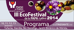 ¡Todos y todas al III Eco Festival de la Papa Nativa en nuestros páramos andinos!