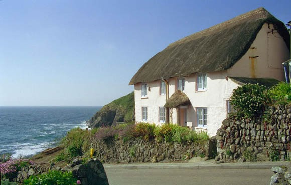 Holiday in england english country cottages the perfect for Perfect cottage