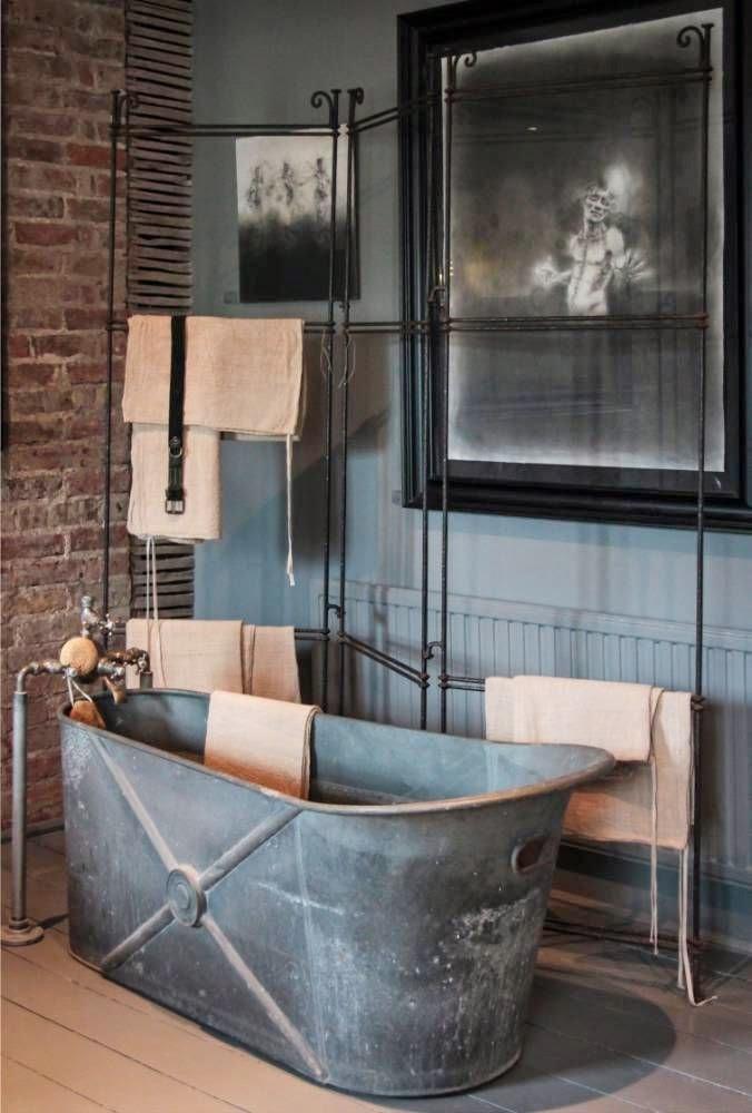 Z wizyt u herkulesa poirot po prostu pi kne rzeczy for Bathroom interior design tumblr
