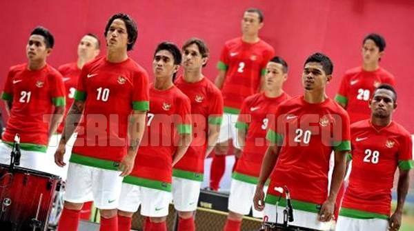Pemain Indonesia VS Irak 6 Februari 2013