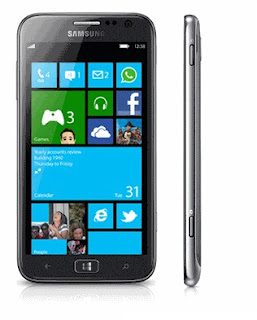 Samsung ATIV S Windows 8 Smartphone