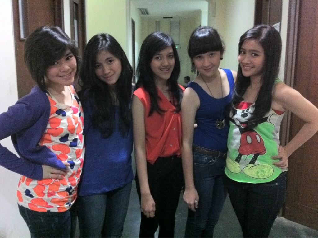foto blink girlband indonesia foto blink terbaru girlband indonesia ...