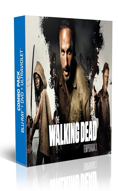 The Walking Dead Temporada 3 1080p HD Latino
