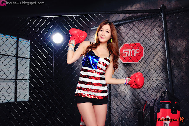 5 Han Ji Eun - The Fighter-Very cute asian girl - girlcute4u.blogspot.com