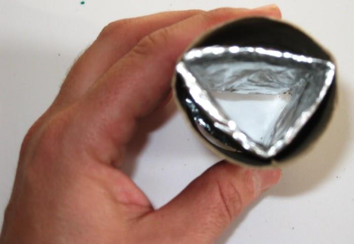 how to build a homemade kaleidoscope