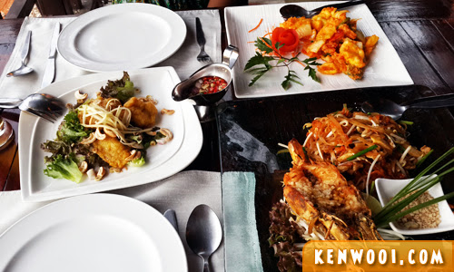 krabi lae lay grill food