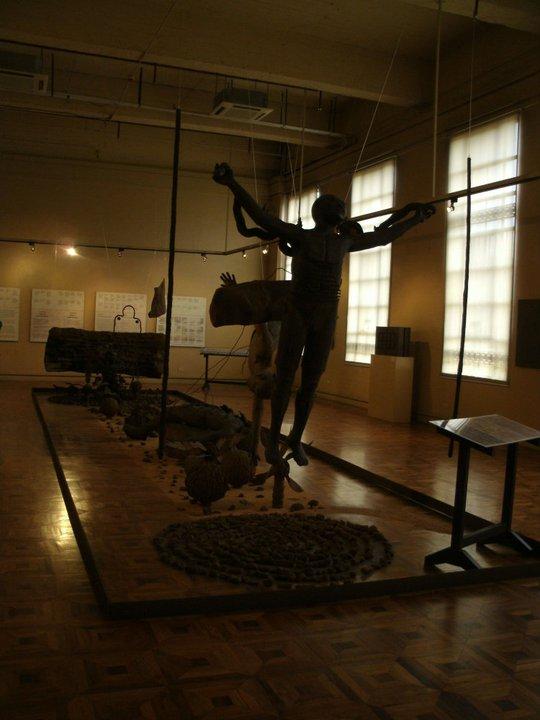 Ang museum na aming narating ay isang Experience na hindi namin