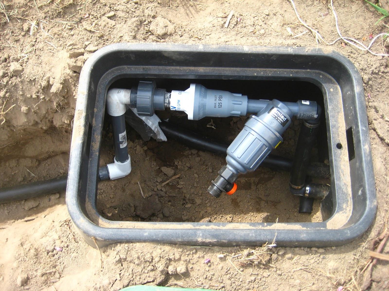 new drip irrigation system susan s in the garden
